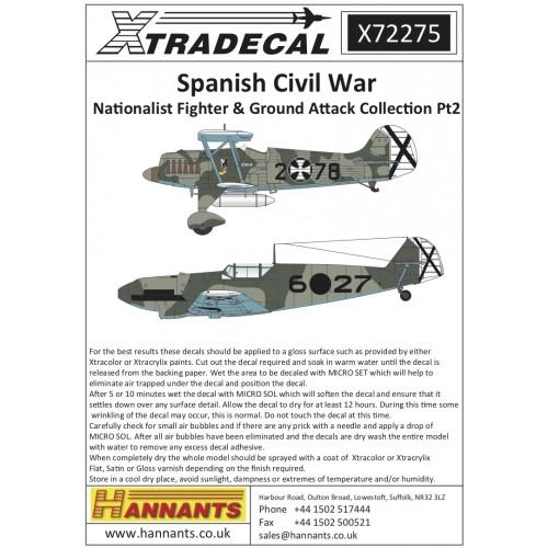 Spanish Civil War Condor Legion Pt 2