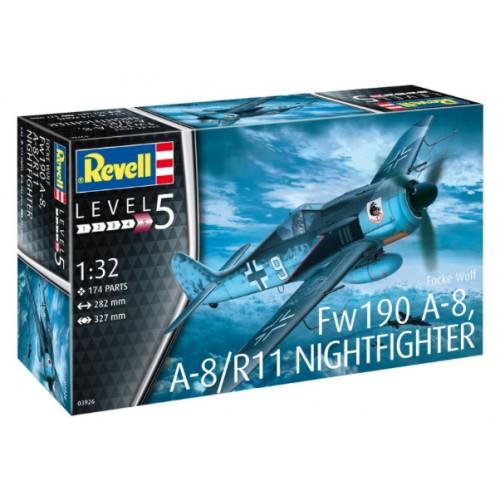 Focke-Wulf Fw-190A-8 Nightfighter 1/32