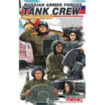 Soviet Armed Forces Tank Crew  1/35