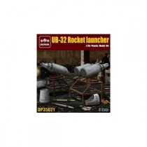 UB-32 ROCKET LAUNCHER (3 SETS). 1/35