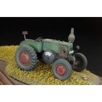 Tractor Lanz Bulldog 30HP 1/72