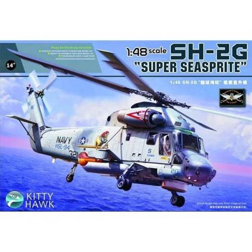 SH-2F SEASPRITE 1/48