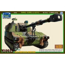 M109A2 155MM Self-Propelled Howitzer 1/72