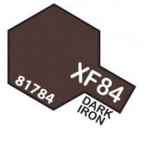 PINTURA ACRILICA XF-84, HIERRO OSCURO 10ML.