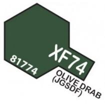 OLIVE DRAB JGSDF