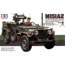 M151A2 Ford Mutt with TOW Missile and M220 tracking system 1/35