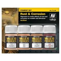 Rust & Corrosion 4x35 ml.