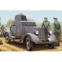 Soviet BA-20 Armored Car Mod.1937  1/35