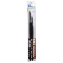Mr. Weathering Brush Set HARD (Large & Small)