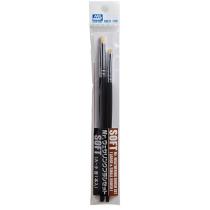 Mr. Weathering Brush Set SOFT (Large & Small)