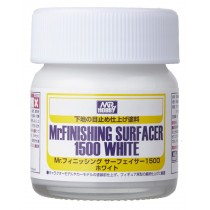 MR. Finishing Surfacer 1500 White 40 ml.