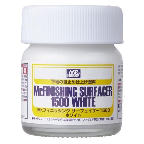 MR. Finishing Surfacer 1500 White 40 ml.