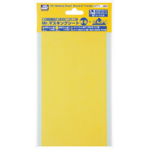 Mr. Masking Sheet Round/Triangle