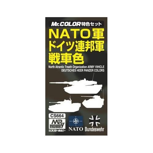 Mr. Color - NATO tank color