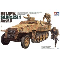 MtI SPW Hannomag 251/1 Ausf.D 1/35