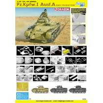 Pz.Kpfw.I Ausf.A Early Production  1/35