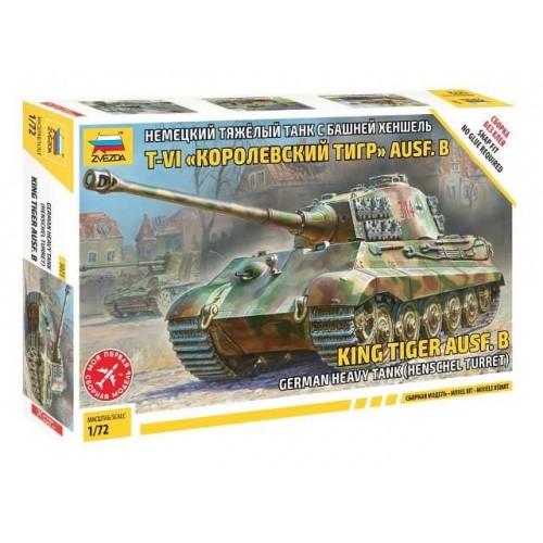Russian T-34/85 Soviet Medium Tank 1/72