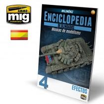 ENCICLOPEDIA DE TÉCNICAS DE MODELISMO DE BLINDADOS VOL. 4 - EFECTOS (Castellano)