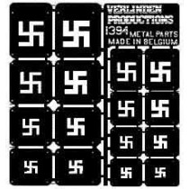 GERMAN SWASTIKAS TEMPLATE ALL SCALES