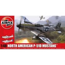 North-American P-51D Mustang New Tool 1/48