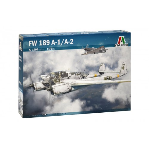 Focke-Wulf FW-189A-1 1/72
