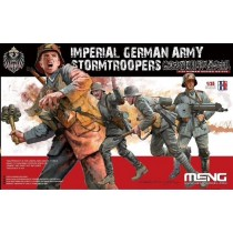 Imperial German Stormtroopers 1/35