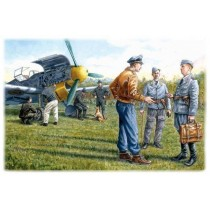 Luftwaffe Ground Personnel 1/48