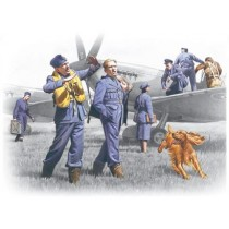 RAF Pilots and Ground Personnel 1939-1945 1/48