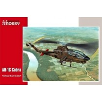 "Bell AH-1G Cobra early version ""Over Vietnam with M-35 Gun System. 1/72"