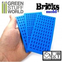 Brick moulds