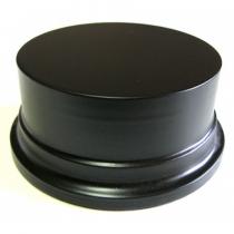 PEANA 50mm Redonda 8cm Negro