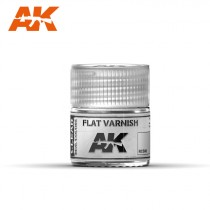 Flat Varnish 10ml