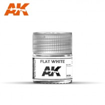 Flat White 10ml RAL9003