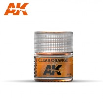 Clear Orange 10ml