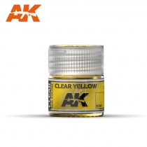 Clear Yellow 10ml