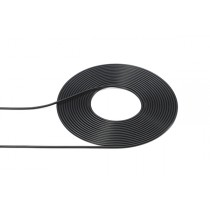 Cable negro, medidas: 0,5-0,65-0,8 y 1 mm.