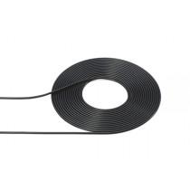 Mini tubo negro, mirar medidas