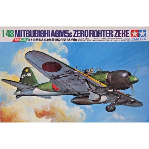A6M5C Type 52 Zero Fighter Kit 1/48