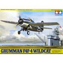 Grumman F4F-4 Wildcat 1/48