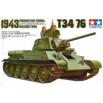 Soviet T-34/76 1943 1/35