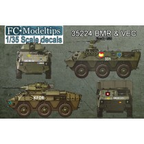 Calcas BMR & VEC in Spain 1/35