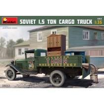 SOVIET 1,5 TON CARGO TRUCK 1/35