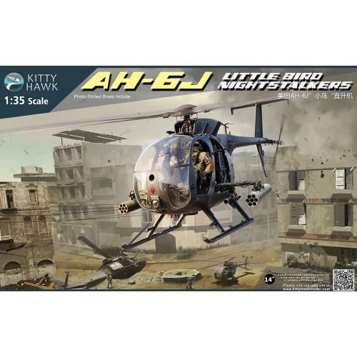 Hughes AH-6J 1/35