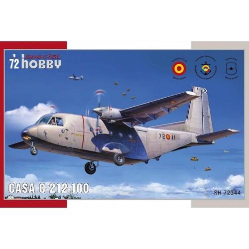 Hispano HA-1112 M-1L Buchón 1/72