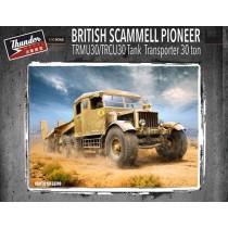Scammell Pioneer TRMU30/TRCU30 Tank Transporter 30ton 1/35