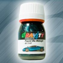 Pagani Blu Midnight Gravity Colors Paint– GC-2107