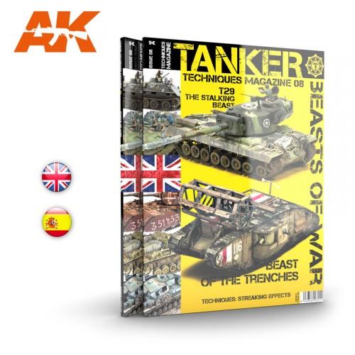 AK4820 TANKER TECHNIQUES MAGAZINE NÚMERO 04 DAÑOS S.A.
