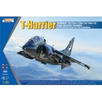 BAe Harrier T.2/T.4/T.8, Calcas españolas 1/48