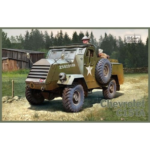 Chevrolet C15TA Light Reconnaissance vehicle