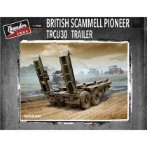 British 30ton Trailer TRCU30 1/35